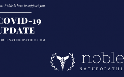 COVID-19 Update – How Noble is here to support you